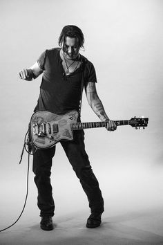 Johnny Depp - Photoshoot 2015