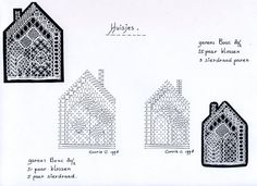 Kerst -R - isamamo - Picasa Web Albums Bobbin Lacemaking, Lace Making, Lace Patterns, Albums, Bobbin Lace, Picasa, Pictures, Little Cottages, White Embroidery