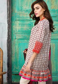 New Summer Lawn Dresses For Pakistani Girls In 2019 ...