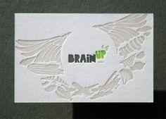 打凹名片 BrainUp | MyDesy 淘靈感