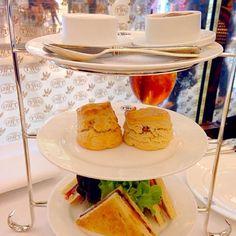 レシピとお料理がひらめくSnapDish - 4件のもぐもぐ - Afternoon tea by Obeoom Jumsai Na Ayudhya