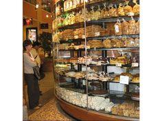 Pastry heaven...  Casinha do Pão, Colombo Shopping Center, Lisbon, Portugal