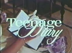Teenage Diary