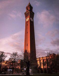 OLD JOE at the University of Birmingham England
