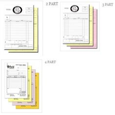 Custom #Carbonless #Forms for business