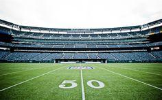 Download wallpapers MetLife Stadium, 4K, East Rutherford, USA, New York Giants, New York Jets, American Football Stadium