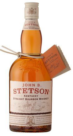 John B. @StetsonUSA Bourbon boasts a sweet, oaky aroma, layered with woody flavors, and finishes with hints of vanilla and caramel. Smooth enough to enjoy neat or on the rocks, yet flavorful enough to add to your favorite bourbon cocktails & mixed drinks. – Distiller's notes