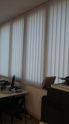 tende verticali da ufficio