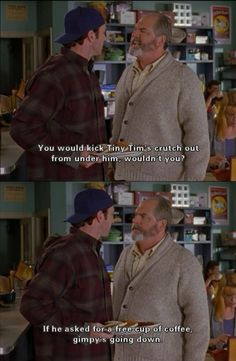 i miss the gilmore girls