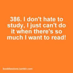 Hahahahaha!!!  This is me!  :-)