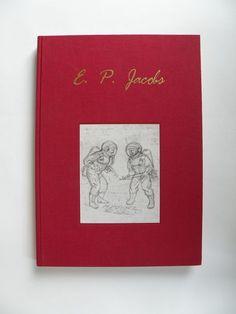 """Blake et Mortimer - """"E.P. Jacobs"""" - sans dessin original - C toilé - EO - (1989) - W.B."""