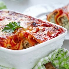 Cannelloni met spinazie en ricotta recept - Food and Friends