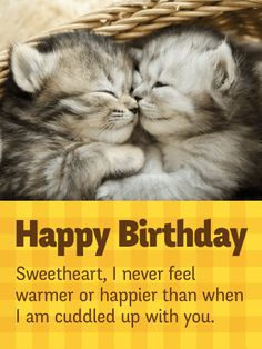 10 best romantic birthday cards images on pinterest anniversary i love cuddling up with you happy birthday card romantic birthday cardsbirthday m4hsunfo