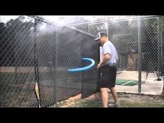 See how a pool noodle can help train batters to keep their hands inside the ball and rely more on the rotation of the hips/torso to produce power. Hitting Drills Softball, Baseball Pitching, Baseball Training, Softball Coach, Softball Stuff, Baseball Videos, Strength Workout, Plane, Youtube