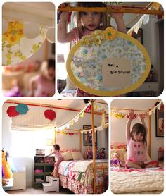 The Reed Life: lovely little lady's room