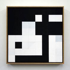 Chess Painting No. 27, Tom Hackney 2013