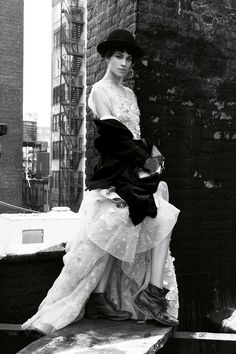 Alexa Chung - Patrick Demarchelier - October 2013 issue