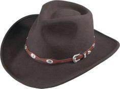 2cefe490272 Henschel Wool Felt Cowboy Hat Henschel Hats