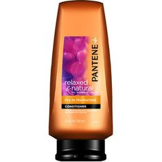 Pantene Pro-V Relaxed & Natural for Women of Color Conditioner, Dry to Moisturized,  25.4 fl oz