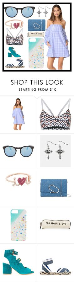 """see the fashion"" by denisee-denisee ❤ liked on Polyvore featuring MLM, The Upside, Avenue, Sydney Evan, 3.1 Phillip Lim, Gray Malin, Bag-All, Laurence Dacade and STELLA McCARTNEY"