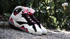 big sale e73ab 91559 Der Air Jordan 7 Retro GG