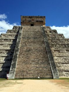 Chichen Itza // Post