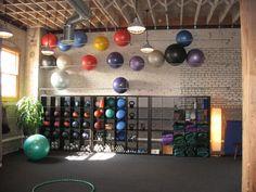 personal training studio design ideas - Google Search