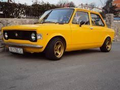 Resultado De Imagen Para Fiat 128 Yllwo Con Imagenes Fiat 128