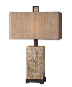 Uttermost 27347 Rustic Pearl 29 Inch Table Lamp   Capitol Lighting 1-800lighting.com