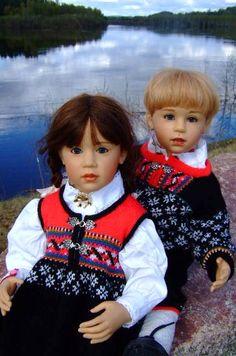 Skille dolls, Mai Britt Husom
