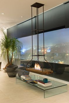 New No Cost Contemporary Fireplace design Concepts Modern fireplace designs can cover a broader category compared with their contemporary counterparts. Contemporary Fireplace Designs, Modern Fireplace, Contemporary Home Decor, Fireplace Ideas, Bioethanol Fireplace, Fireplaces, Suspended Fireplace, Sweet Home, Fireplace Surrounds