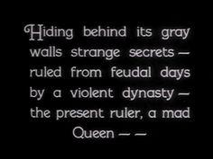 """""""Queen Kelly"""" film still"""