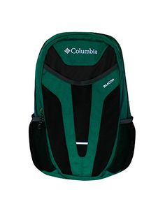 b27c5fc5d4 Columbia Beacon Daypack Backpack GREEN OS     Learn more by visiting the  image link.(It is Amazon affiliate link)  HikingPassion