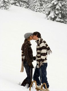 winter date - fun for the young