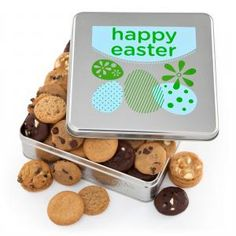 Easter 60 Nibblers Tin
