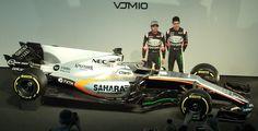 Force India F1 VJM10
