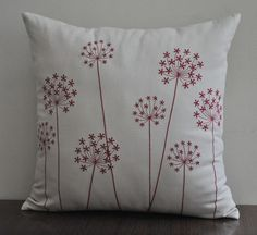 Pillow Cover Throw Pillow Cover Decorative pillow by KainKain, $26.00