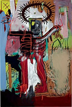 An untitled 1981 painting by Jean-Michel Basquiat set a record auction price for the artist, $ 16.3 million, on May 10, 2012.