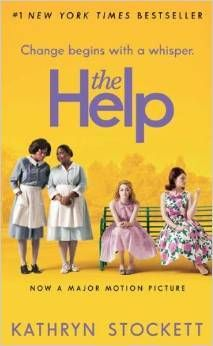 The Help: Kathryn Stockett: I read the book first than watched the movie.of course the book told more of the story. Films Cinema, Cinema Tv, The Help Book, The Book, See Movie, Movie Tv, Great Movies, Great Books, Amazing Movies