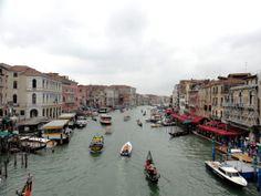 Canale Grande in Venedig via www.outandindoor.wordpress.com