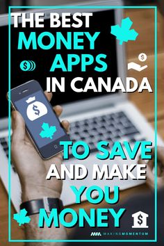 Best Money Apps For Canadians: Free Apps To Save & Make MoneyWant to take control of your money and life? Check out these free money apps, services and tools to help Canadians save money, make money, invest . Earn More Money, Ways To Save Money, Money Tips, Money Saving Tips, How To Make Money, Financial Apps, Best Money Making Apps, Investing Apps, Budgeting Finances