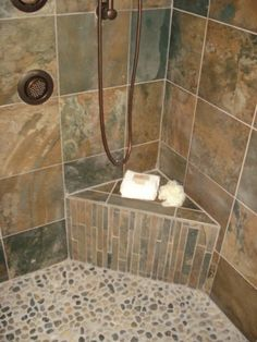 1000 Images About Shower Gallery Niches Amp Benches On