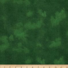 Wide Flannel Mottled Green from This double napped flannel fabric is soft on both sides, and makes the perfect quilt backing. Fabulous Fabrics, Green Fabric, Flannel, Quilts, Yard, Check, Books, Ideas, Flannels