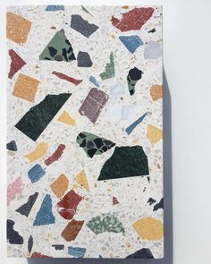 "906 Likes, 34 Comments - Huguet Mallorca (@huguetmallorca) on Instagram: ""This year we will have a lot of terrazzo made with recycled aggregates. Like this one with marble…"""