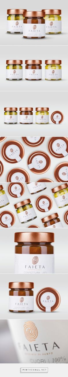 Faieta, Taste Marks - Packaging of the World - Creative Package Design Gallery - http://www.packagingoftheworld.com/2017/03/faieta-taste-marks.html