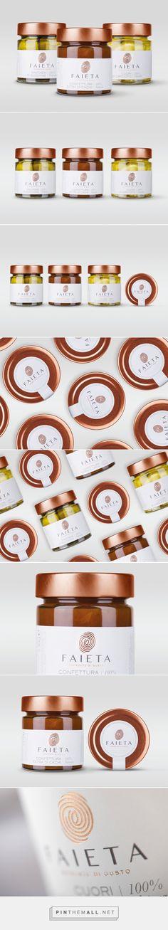 Faieta, Taste Marks - Packaging of the World - Creative Package Design Gallery - http://www.packagingoftheworld.com/2017/03/faieta-taste-marks.html