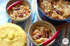 Varza murata calita la cuptor Oatmeal, Grains, Food And Drink, Rice, Breakfast, Food, The Oatmeal, Morning Coffee, Rolled Oats