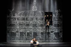 Alceste, Mise en scène Olivier Py. Décors et costumes Pierre-André Weitz