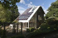 The BRE Smart Home - BIPV Building Integrated Transparent Photovoltaic Solar Glass   Polysolar