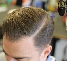 Blow dried completely with some @bonafidepomade on top. #barber #barbers #barbering #barberlife #barbershop #barbershopconnect #sidepart #combover #bonafidepomade #pomp #pomade #pompadour #esquirebarbershop #chicago #chicagobarber #chicagobarbershop #taperit #taperit #fade #menshair #menshaircut #mensgrooming #menshairstyle #hair #haircut #hairstyle #andis #deathtorazorparts